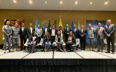 CAPSI participó en del III Congreso Internacional de Seguridad Integral 2019 Bogotá, Colombia