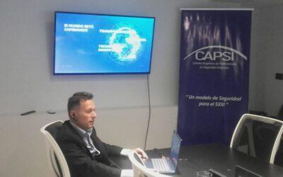 #CafeCAPSI:  Tecnologias y Seguridad