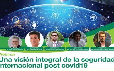 Una visión integral de la seguridad internacional post COVID-19