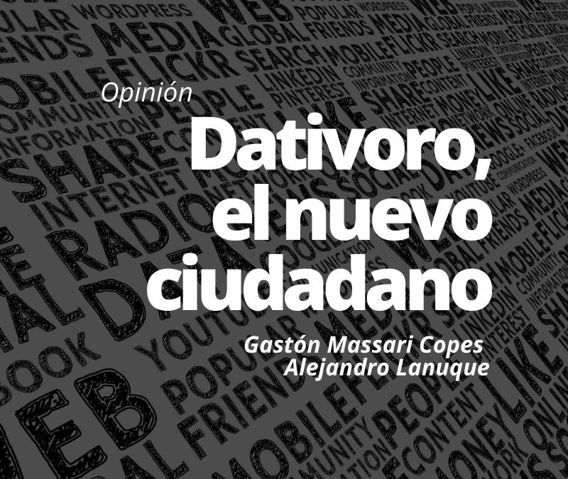 Dativoro, el nuevo ciudadano